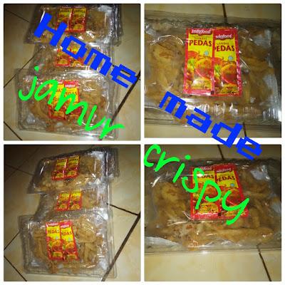 Bisnis Jamur Crispy Wong Tuban