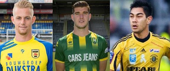 Profil Tiga Pemain Asing Baru Persib Bandung: Kevin, Nick, Omid