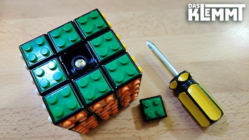 justierbarer Cube von WANGE