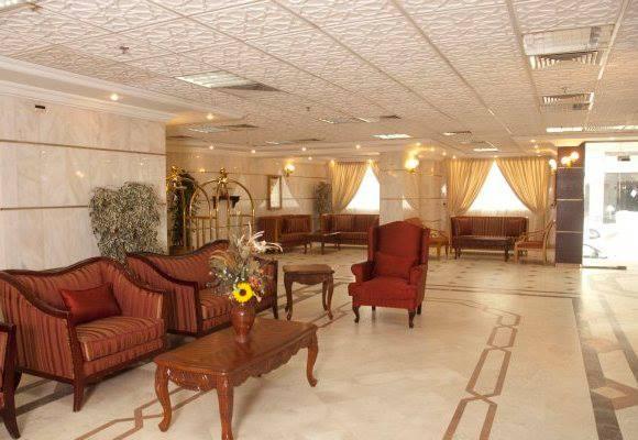 أفضل موقع فندق العليان مودة مكة شارع إبراهيم الخليل