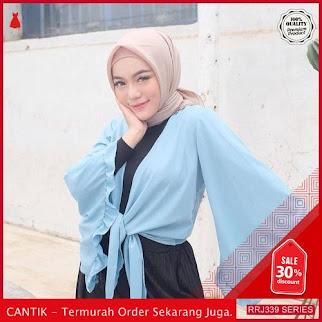 Jual RRJ339O133 Outerwear Lame Cardigan Wanita Mo Terbaru Trendy BMGShop