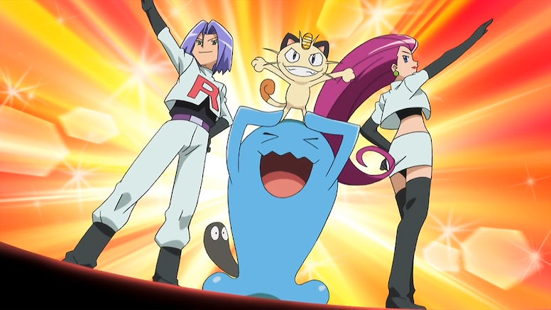 Equipe Rocket Pokémon