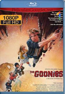 Los Goonies [1985] [1080p BRrip] [Latino-Inglés] [GoogleDrive] RafagaHD