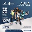 Aulia Virtual Run • 2021