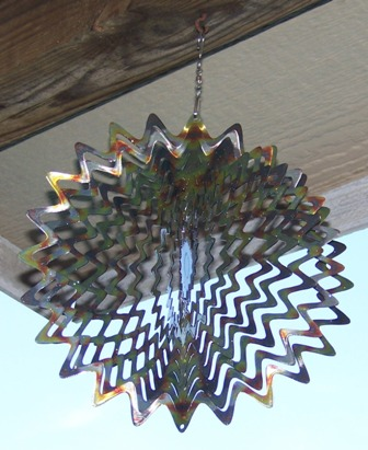 You Can Get Your Designer Sunfire Splash Wind Spinner At Http://www. Avantgardendecor.com. Be Sure To Follow Them On Facebook And Check Out  Their Free ...