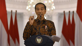 Jokowi: Pemerintah Daerah Tak Boleh Ambil Kebijakan Lockdown