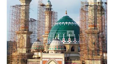 Kubah Masjid, Simbol Surga dan Kebesaran Islam, Berapa Harganya?