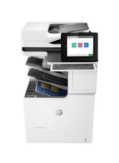 HP Color LaserJet Managed Flow MFP E67660z Driver Download