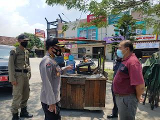Kabid Humas Lakukan Asistensi Pelaksanaan Operasi Yustisi di Polsek Cibeber Cilegon