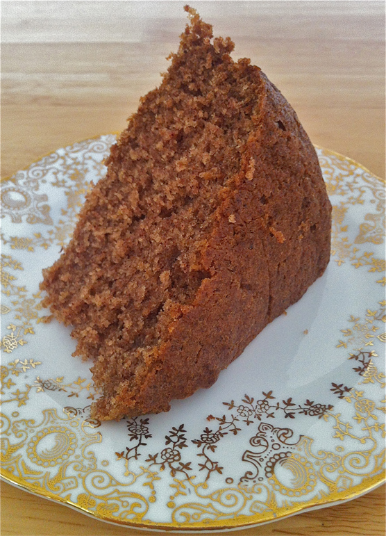 Cider and Cinnamon Cake