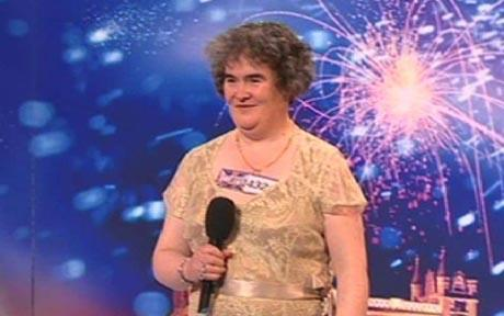 ♫ SUSAN BOYLE Y EL VIDEO MAS VISTO DEL 2009