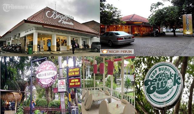 Daftar Cafe di Taman Kencana - Blog Mas Hendra