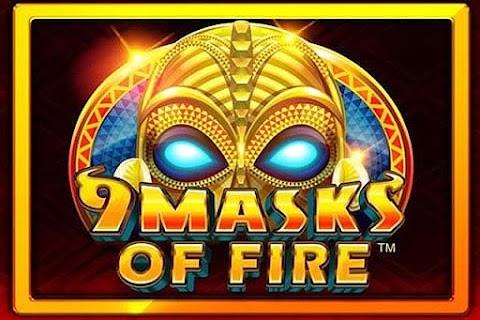 ULASAN SLOT MICROGAMING 9 MASKS OF FIRE