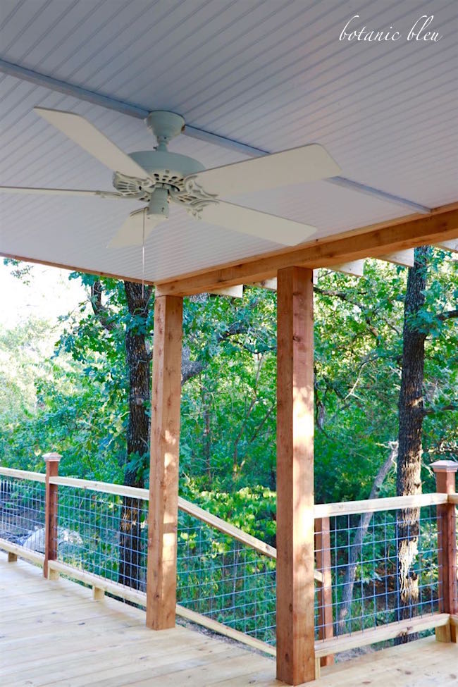 would a blue ceiling really deter wasps from building nests on the porch Does sky blue paint keep wasps from building nests the eaves of the porch or along the ceiling would a blue ceiling really deter wasps from building nests on.