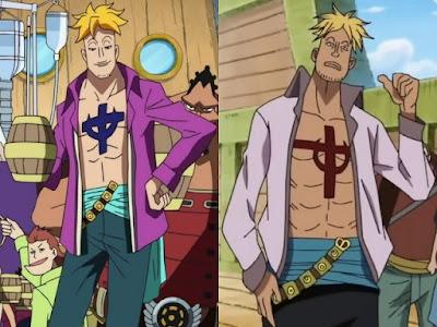 มัลโก้ (Marco) @ One Piece