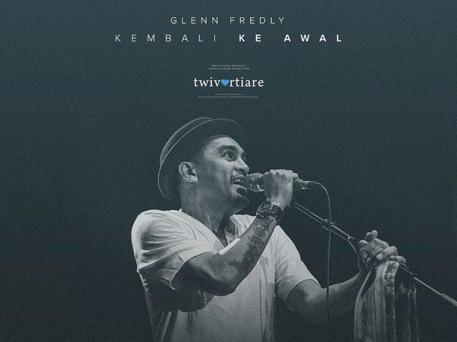 Lirik Glenn Fredly - Kembali Ke Awal