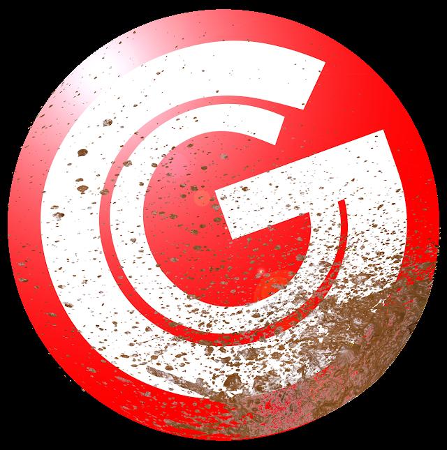 Αλλάξαμε το λογότυπο μας με λάσπη
