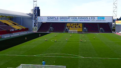 PES 2021 Stadium Fir Park