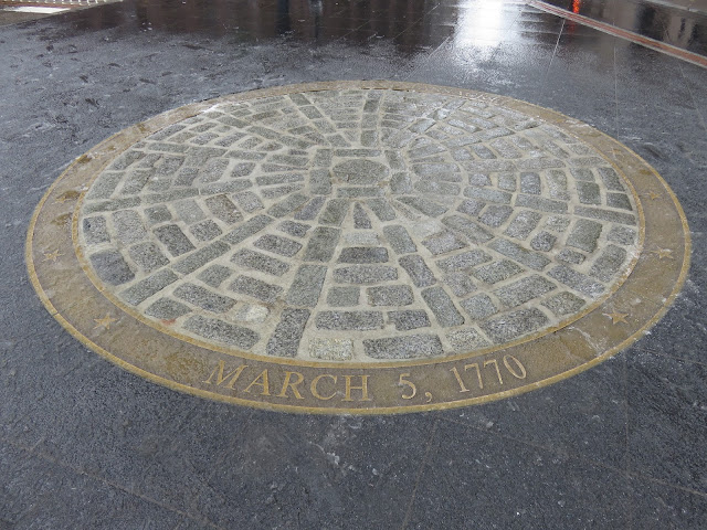 Venture & Roam: Site of the Boston Massacre