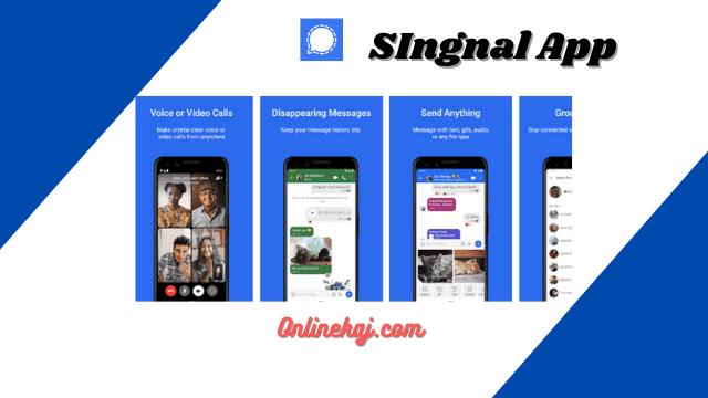 সিগন্যাল অ্যাপঃ কিভাবে Singnal App ডাউনলোড / ইন্সটল করবেন? অ্যাপটি কতটা নিরাপদ?