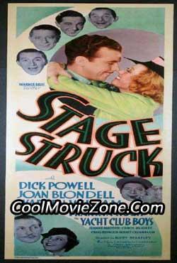 Stage Struck (1936)