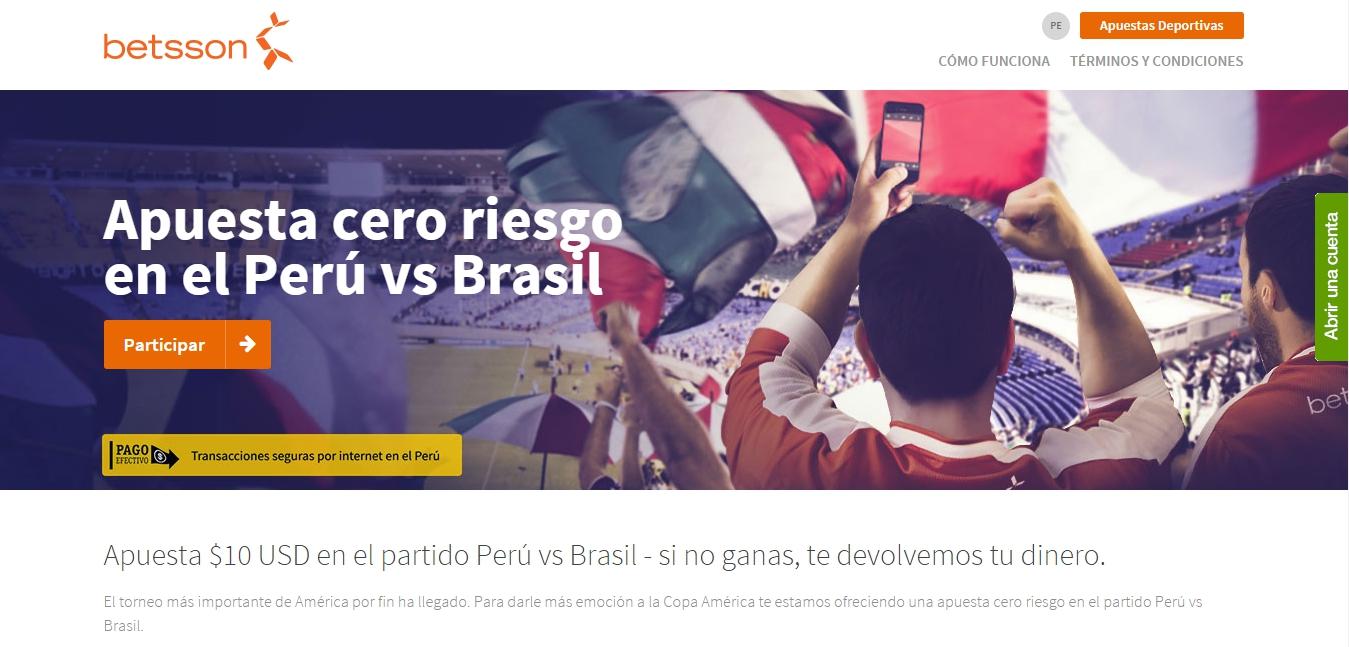 Betsson.Com Peru