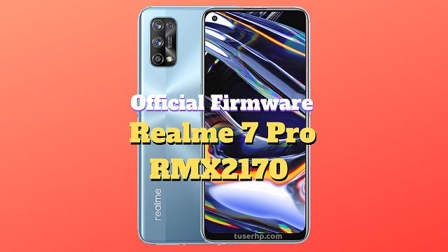 Firmware Realme 7 Pro RMX2170