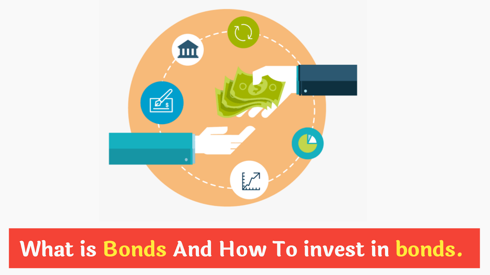What is Bond, how to Invest in Bonds, what is debenture, What is Types of Bonds, how buy and sell Bonds.