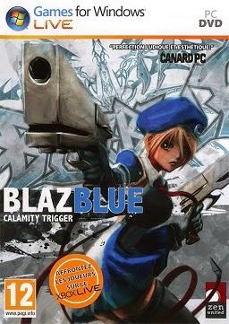 BlazBlue Calamity Trigger (PC)
