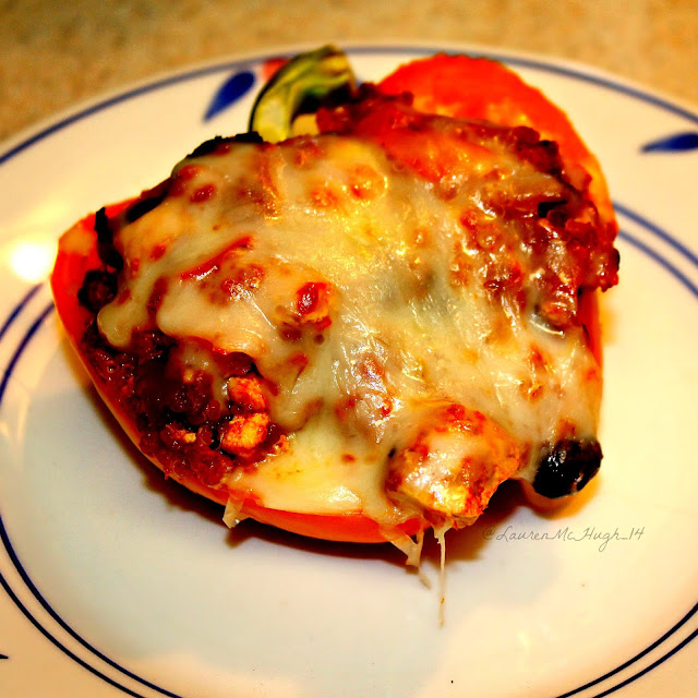 Fixate Bell Pepper Recipe