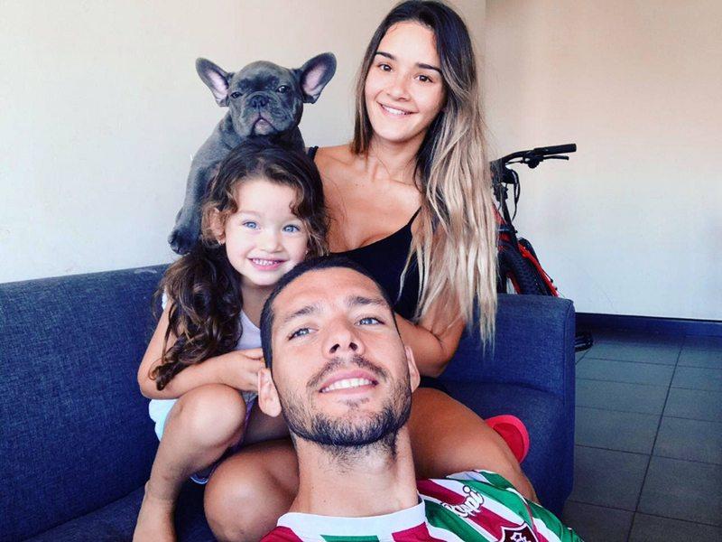 Giannina Margas cuenta su historia de amor con Nicolás Peñailillo