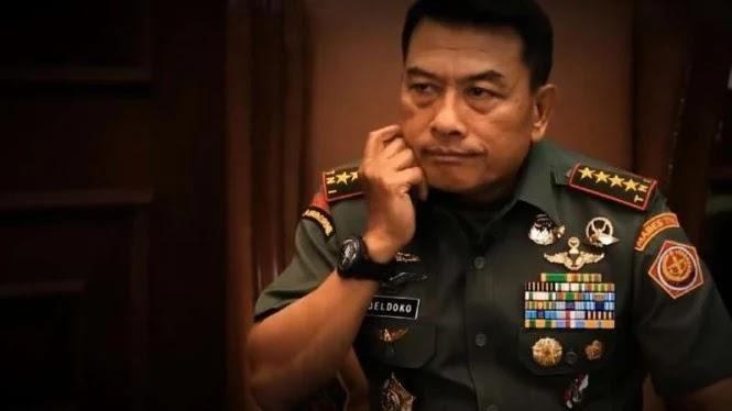 Ide Gila Jenderal Moeldoko Gagal, Mau Jadikan SBY Setara Soeharto