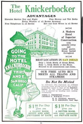 Hotel Knickerbocker San Diego