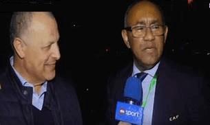احمد احمد يهدد بنقل الكان من مصر وابو ريده يرد