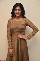 Eesha looks super cute in Beig Anarkali Dress at Maya Mall pre release function ~ Celebrities Exclusive Galleries 010.JPG