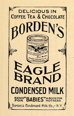 Borden's Eagle Brand Condensed Milk