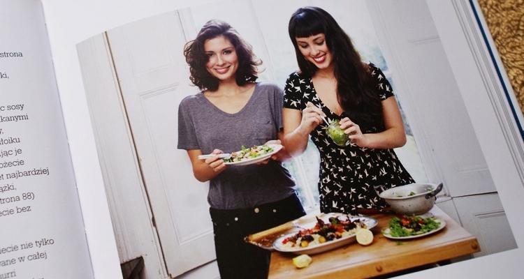 Sztuka dobrego jedzenia, Jasmine i Melissa Hemsley