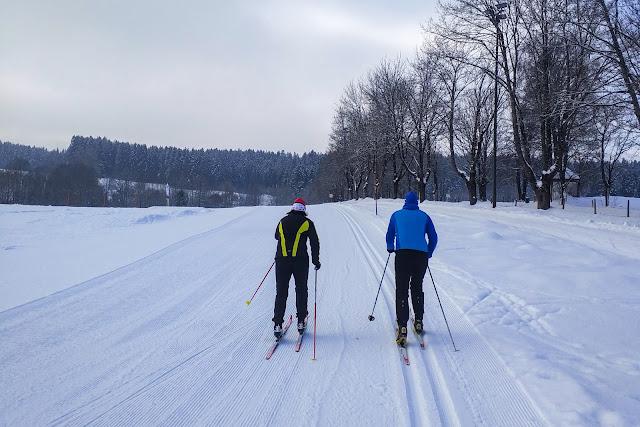 Saalfelden-Leogang Nordic-Park-Experience Langlauf Salzburgerland 03