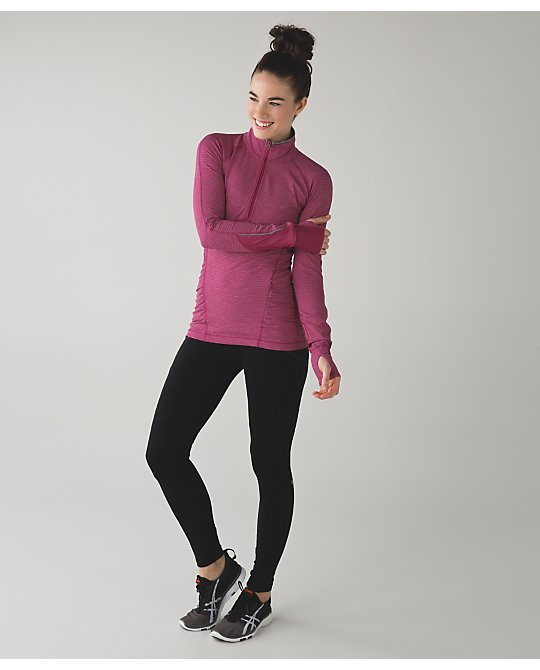 lululemon kriss-cross-half-zip