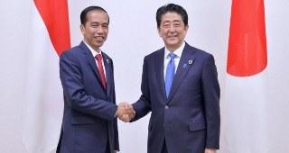 Tahun 2017 hubungan antara Indonesia dan Jepang telah memasuki tahun ke 59, pada masa pemerintahan Jokowi hubungan kerja sama antara Jepang dan Indonesia semakin erat khususnya di bidang perdagangan dan ekonomi kemaritiman dan sumber daya alam