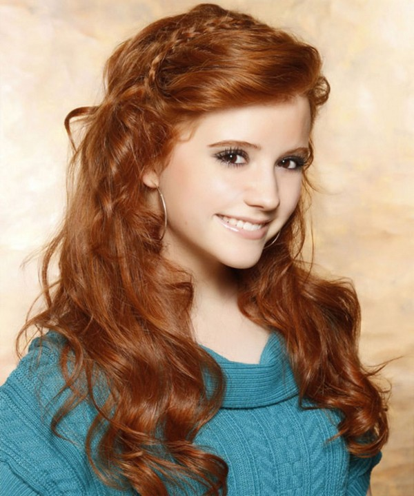 56 Cute Hairstyles For The Girly Girl In You  Hairstylo-3143