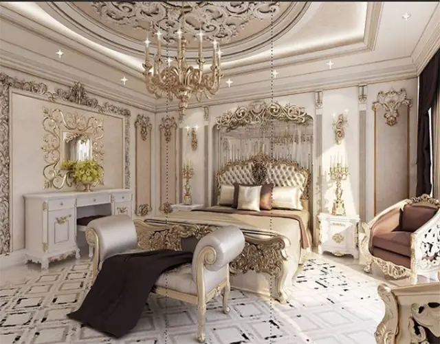جبسيات غرف نوم 2021
