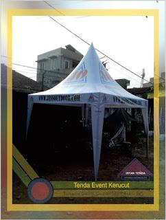 Harga Tenda Kerucut Standar Event