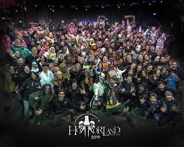 Horrorland ofereix 170 llocs de treball per aquesta temporada