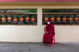 Tibetans in exile vote in India for their political leader