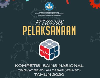 Juknis Kompetensi Sains Nasional Tingak SD (KSN-SD)
