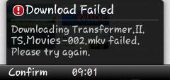 How To Resume Falied Downloads On Operamini