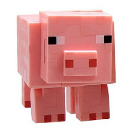Minecraft Series 2 Pig Overworld Figure