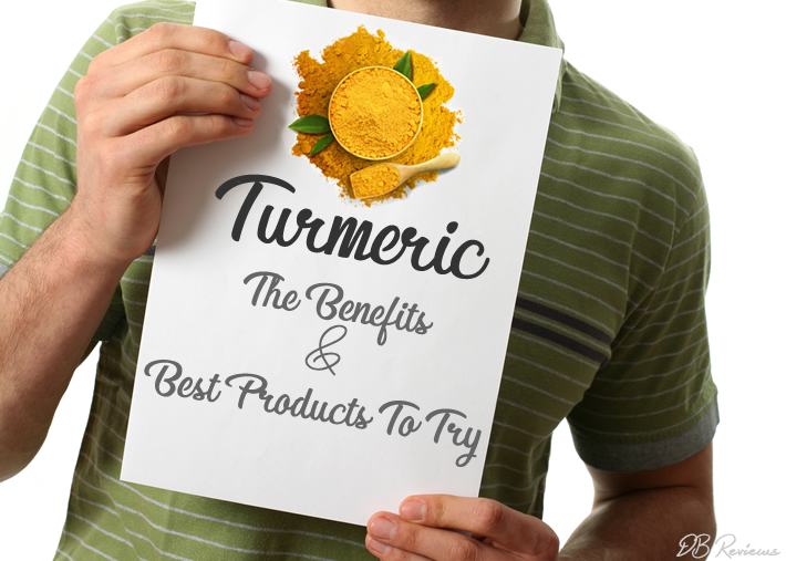 Turmeric Health Benefits and the Best Products to Try