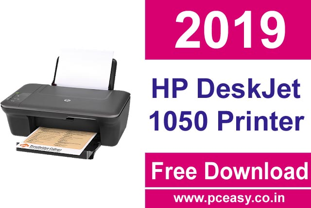 Download HP DeskJet 1050 Printer Driver Free for Windows